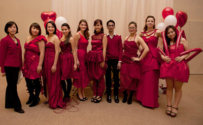 Heart care forum red dress designers and models © 2012 UC Regents