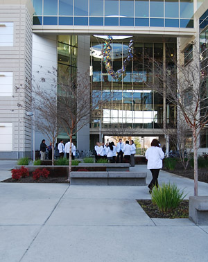 UC Davis School of Medicine Education Building © UC Regents