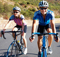 Weekend cyclists © iStockphoto