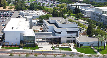 cancer center expansion © UC Regents