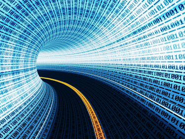 Technology information highway © iStockphoto