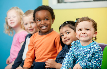 Preschool children © iStockphoto