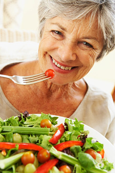 Healthy diet © iStockphoto