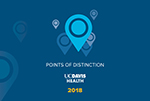 2018 Health System Points of Distinction