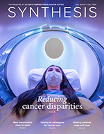 Cover of Synthesis Magazine