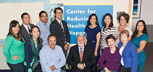Center for Reducing Health Disparities