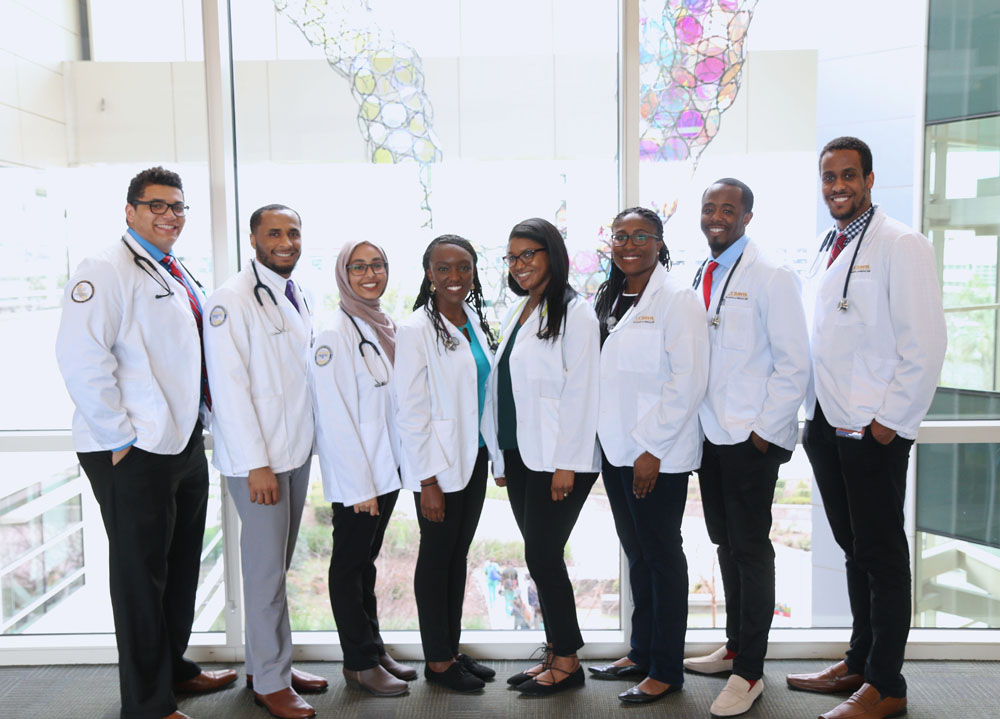 The Student National Medical Association