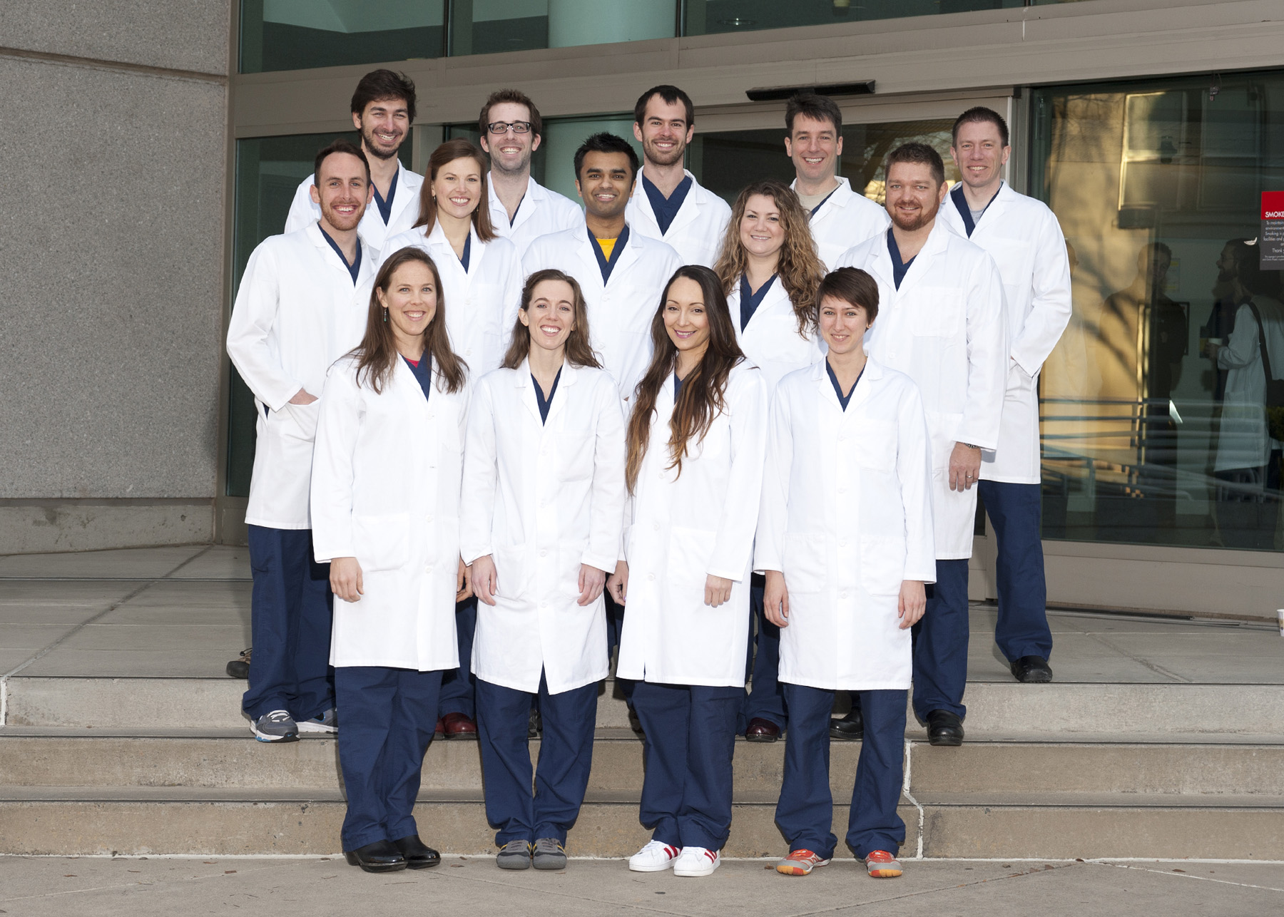 Emergency Medicine Residents Class of 2015