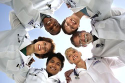 team of physicians