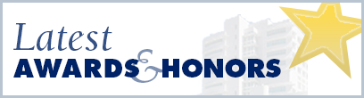 Learn about the latest UC Davis Health System awards and honors