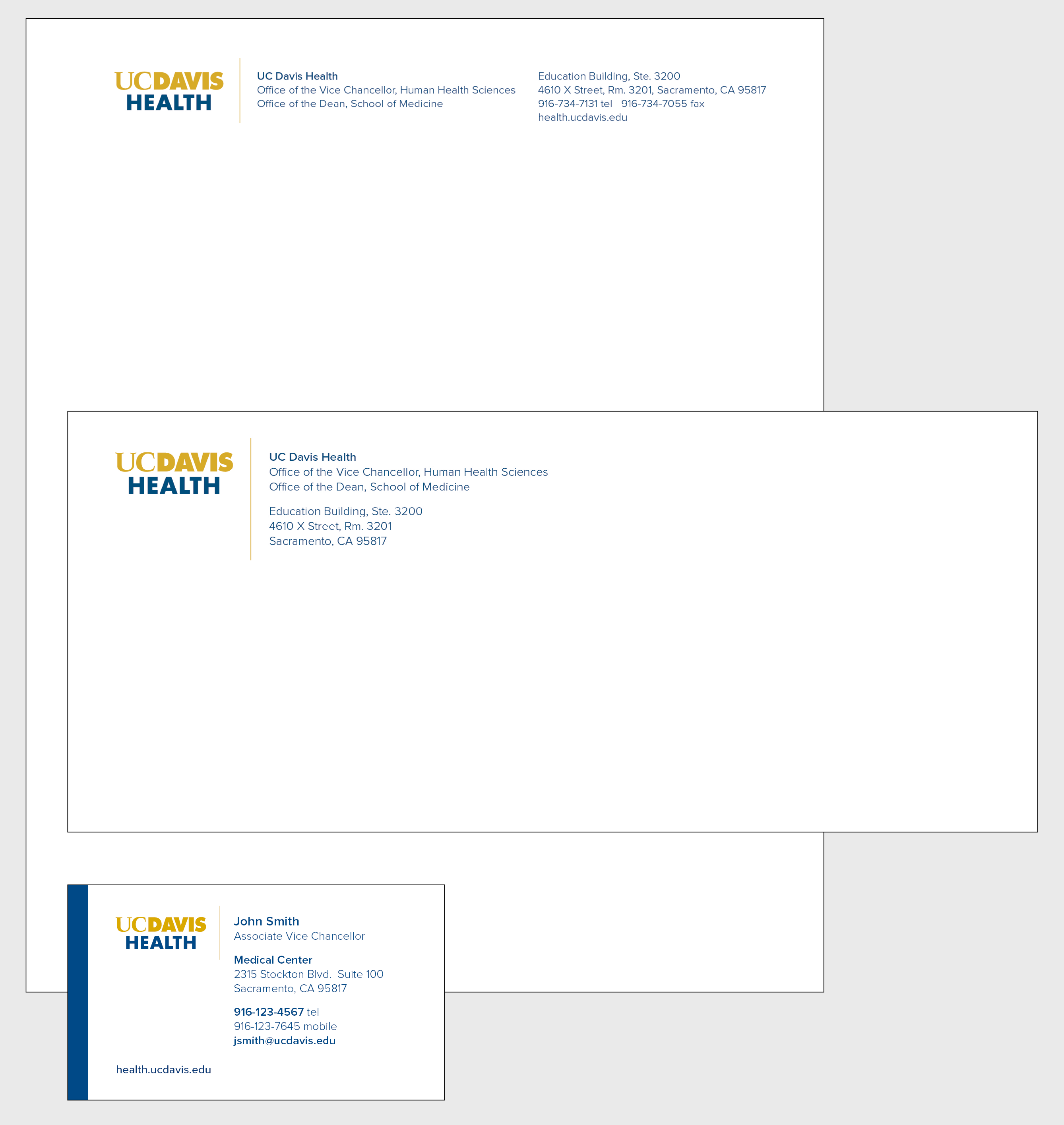 UC Davis Health Graphic Standards