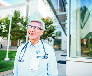 Frank Ing, M.D., Chief, pediatric cardiology