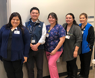 UC Davis Health and Community Medical Centers (CMC) clinic members
