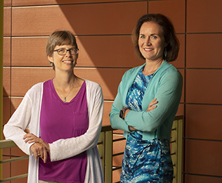 Janine LaSalle, Ph.D., and Leigh Ann Simmons, Ph.D.
