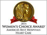 Women's Choice Award 2014