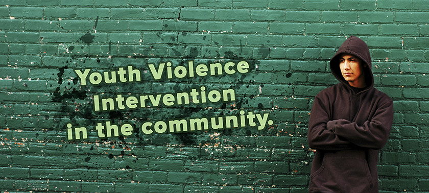 Youth Violence Intervention in the Community