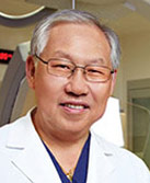 A welcome message from Reginald Low, M.D., chief of cardiovascular medicine