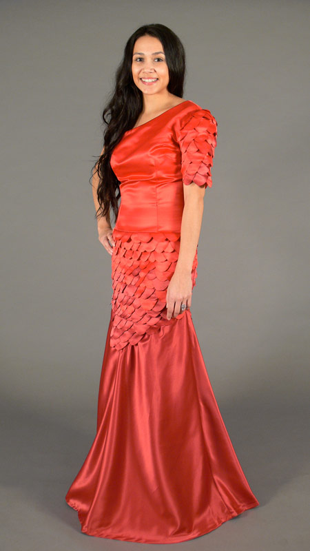 UC Davis Cardiology: Red dress collection 2013