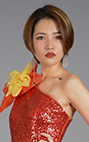 Designed by Dieu Hien Vo and modeled by Kath Hong Chang.