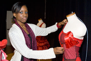 See the 2010 Red Dress Collection. © UC Regents