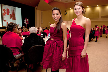 See the 2012 Red Dress Collection. © UC Regents