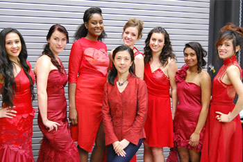 See the 2013 Red Dress Collection. © UC Regents