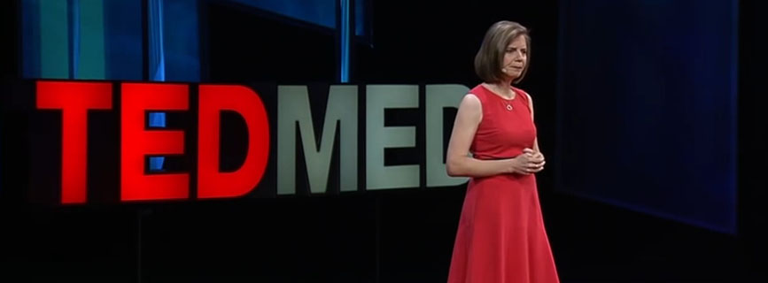 WATCH VIDEO - TedMed Talk - Eleanor Bimla Schwarz, M.D.