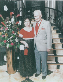 Gerald McDermott and Beth Johnson