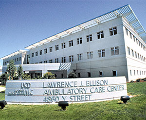 Lawrence J. Ellison Ambulatory Care Center