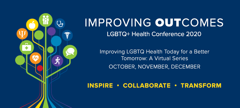 2020 Improving Outcomes conference, virtual series offered in October, November and December