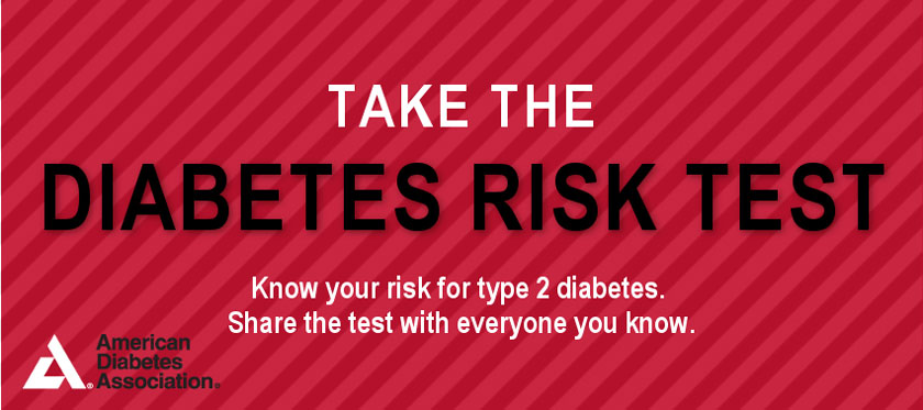 Take the Diabetes Risk Test