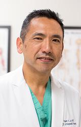 UC Davis Health orthopaedic surgeon Mark Lee