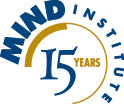 MIND 15 years logo