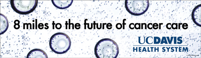 Future of cancer care billboard