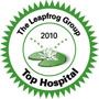 Leapfrog Top Hospital logo