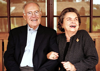 Gordon and Betty Moore