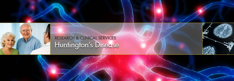 Huntington's Disease subspecialty