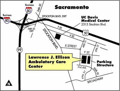 Directions | Department of Neurological Surgery | UC Davis
