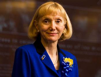 Dr. Klea Bertakis © UC Regents