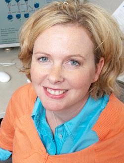 Dr. Colleen Clancy © UC Regents