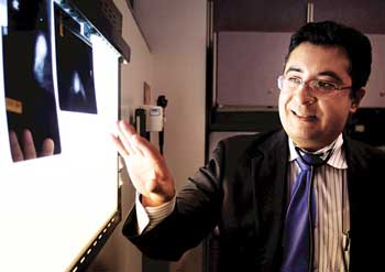 Dr. Steve Martinez © UC Regents