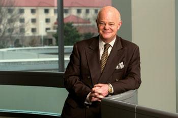 Dr. Ralph deVere White © UC Regents