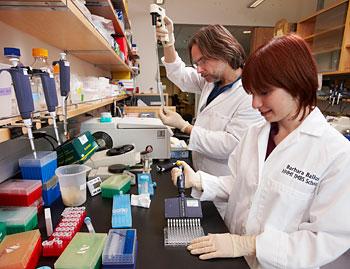 Researchers © UC Regents