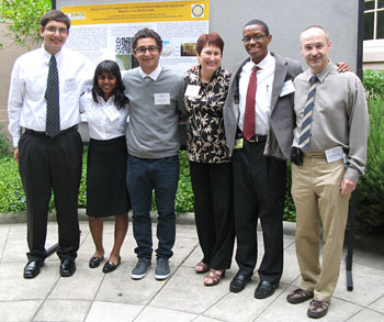 Stem cell program participants © UC Regents