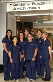 Photo of UC Davis nurses