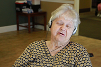 Improving dementia care through music