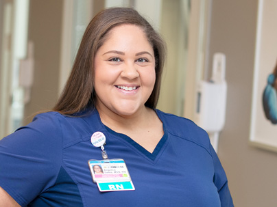New nurse excels with UC Davis MEPN