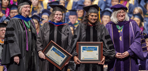 Student and faculty Excellence Awards | Betty Irene Moore