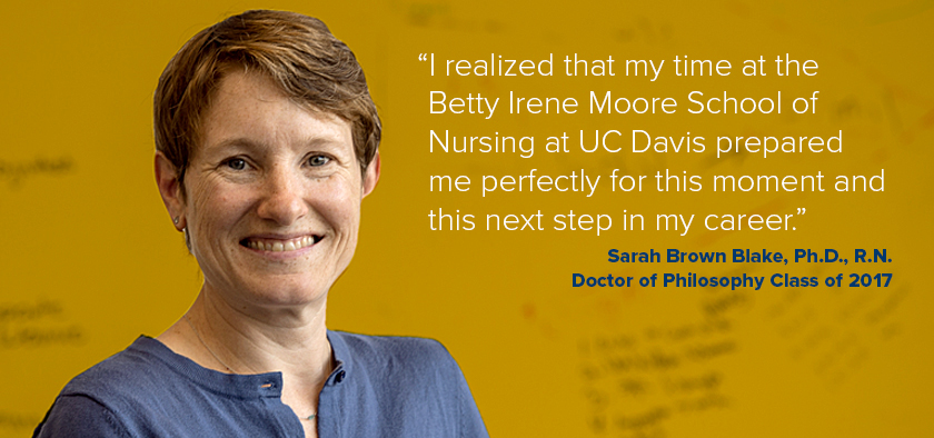 The Betty Irene Moore School Of Nursing At Uc Davis