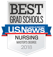 US News Best Gread Schools nursing master's degree 2018